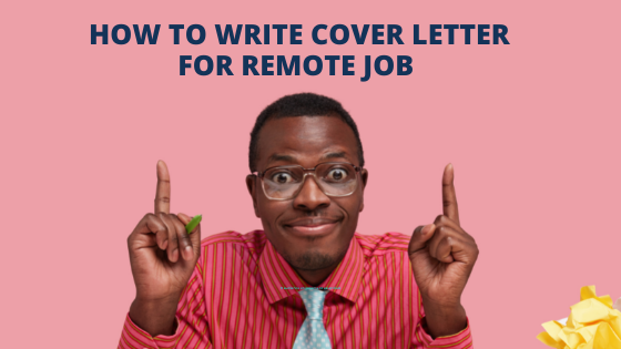cover letter for remote job